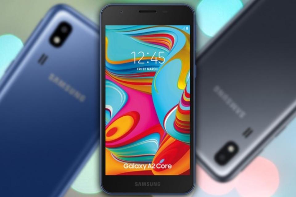 Imagem de Galaxy A2 Core será o próximo smartphone da Samsung com Android Go no tecmundo