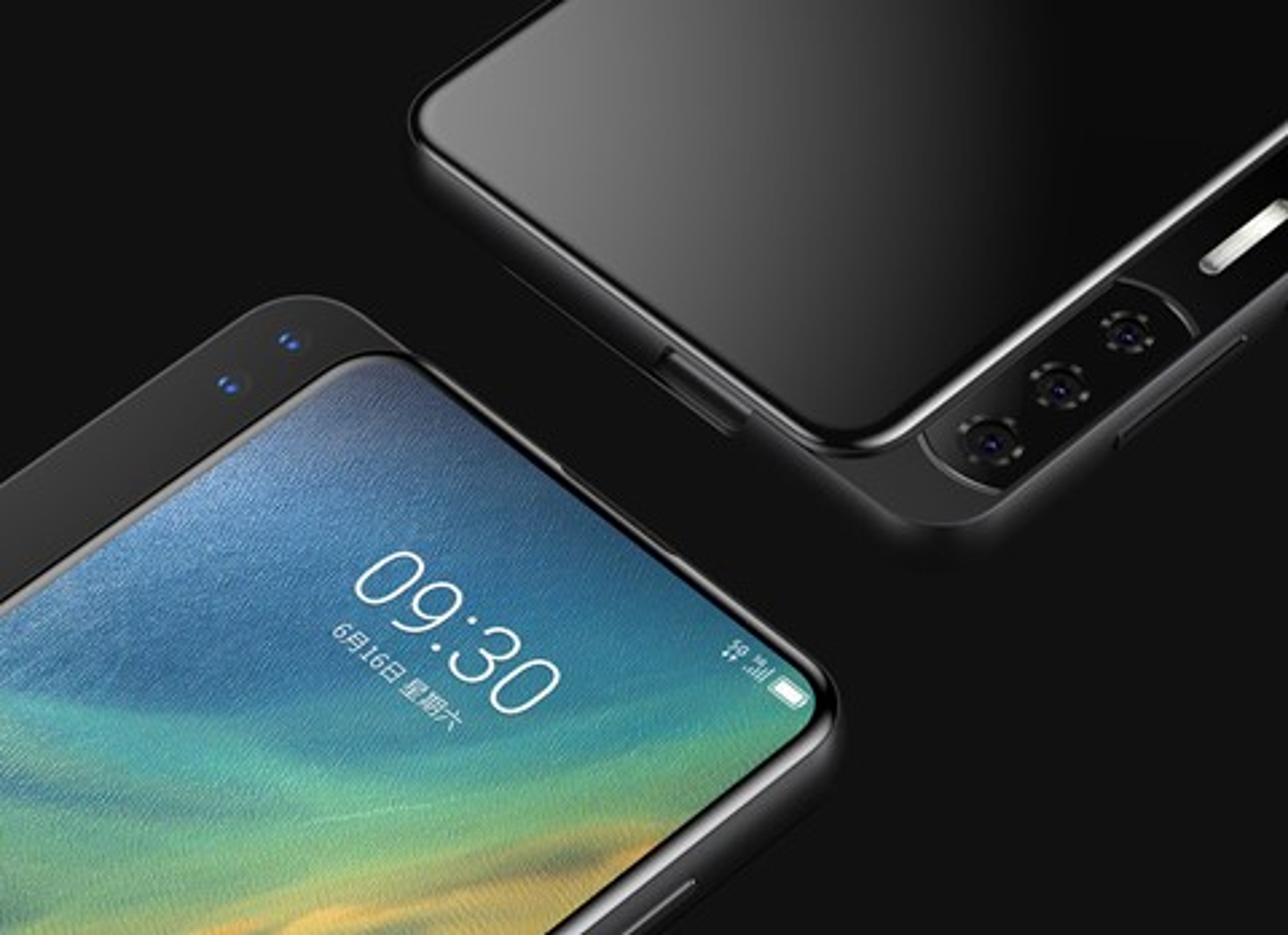 Imagem de Smartphone ZTE Axon S tem uma câmera retrátil escondida na lateral no tecmundo