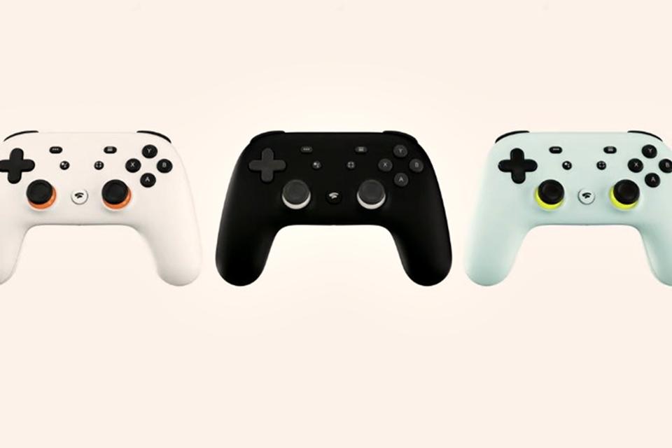 Imagem de Streaming de games da Google tem seu próprio controle e funções especiais no tecmundo