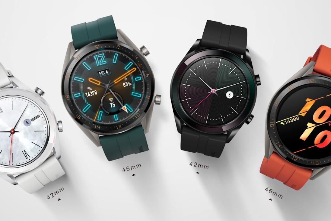 Imagem de Huawei Watch GT ganha duas novas versões no tecmundo