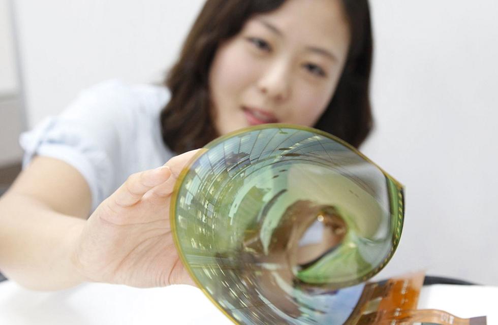 Imagem de Patente de smartphone dobrável e transparente indica caminho de LG no tecmundo