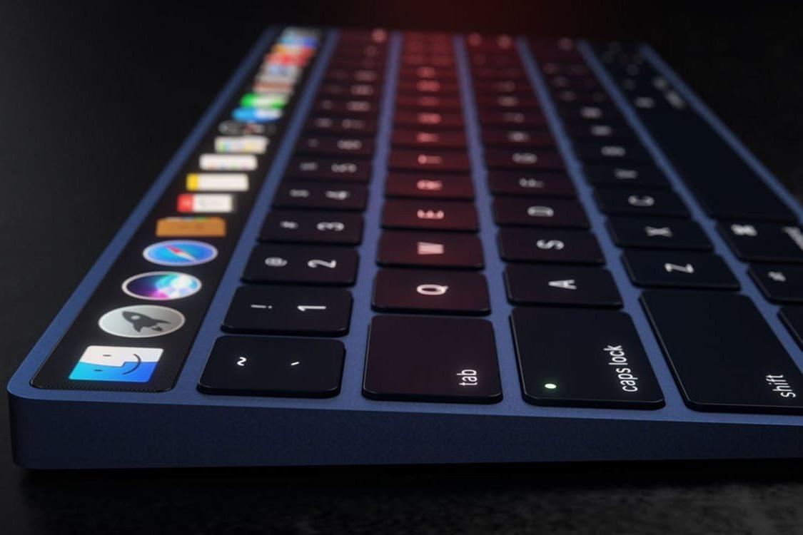 Imagem de Patente da Apple indica Face ID em Macs e Touch Bar no Magic Keyboard no tecmundo