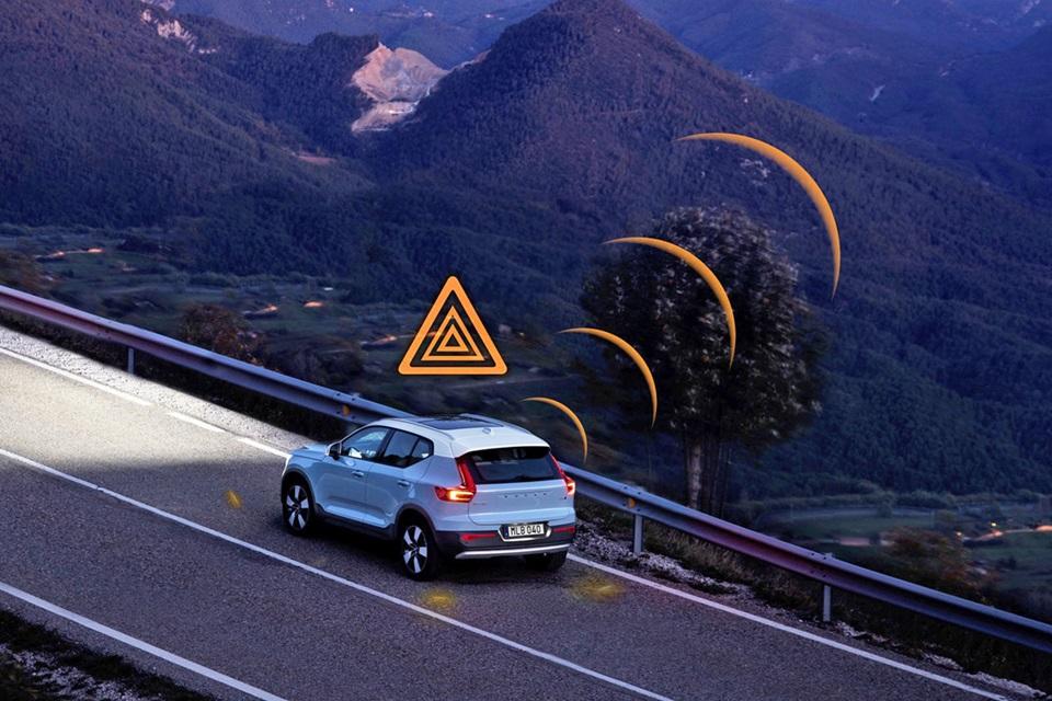 Imagem de Carros da Volvo vão se comunicar para alertar sobre perigos em pistas no tecmundo