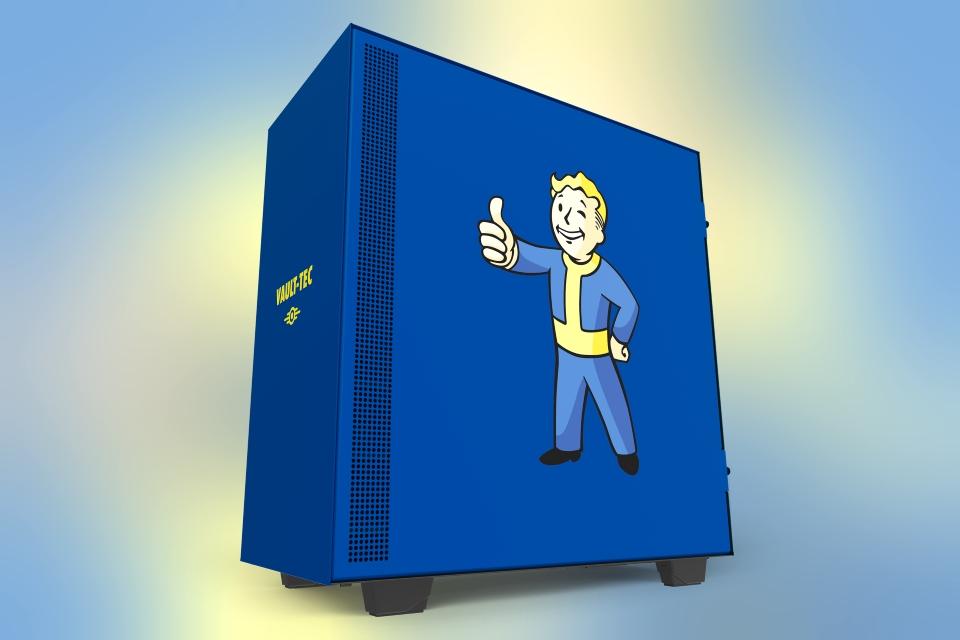 Imagem de NZXT anuncia o H500 Vault Boy, o gabinete personalizado para fãs do Fallout no tecmundo
