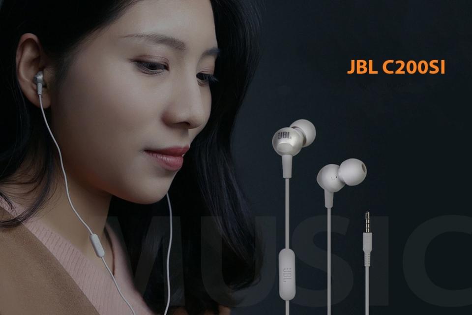 Imagem de Fones JBL C200SI: intra-auriculares com qualidade Harman estão em promoção no tecmundo
