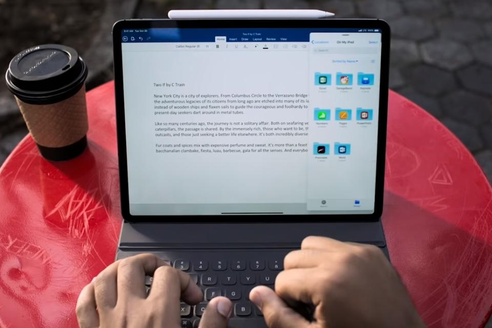 """Imagem de iPad deve ganhar suporte a mouses USB com o iOS 13, """"confirmam"""" rumores no tecmundo"""