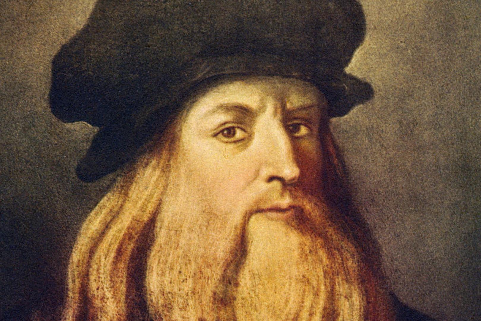 Imagem de Leonardo Da Vinci 500 anos: as 9 melhores invenções do gênio renascentista no tecmundo