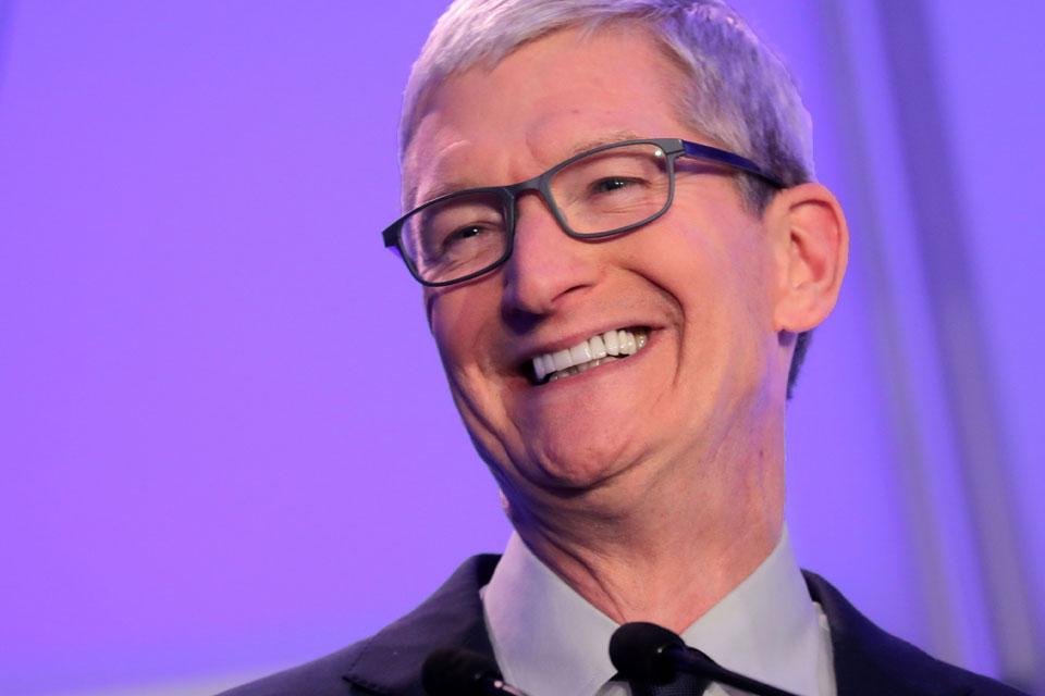 Imagem de Apple adquiriu mais de 20 empresas nos últimos seis meses, revela Tim Cook no tecmundo