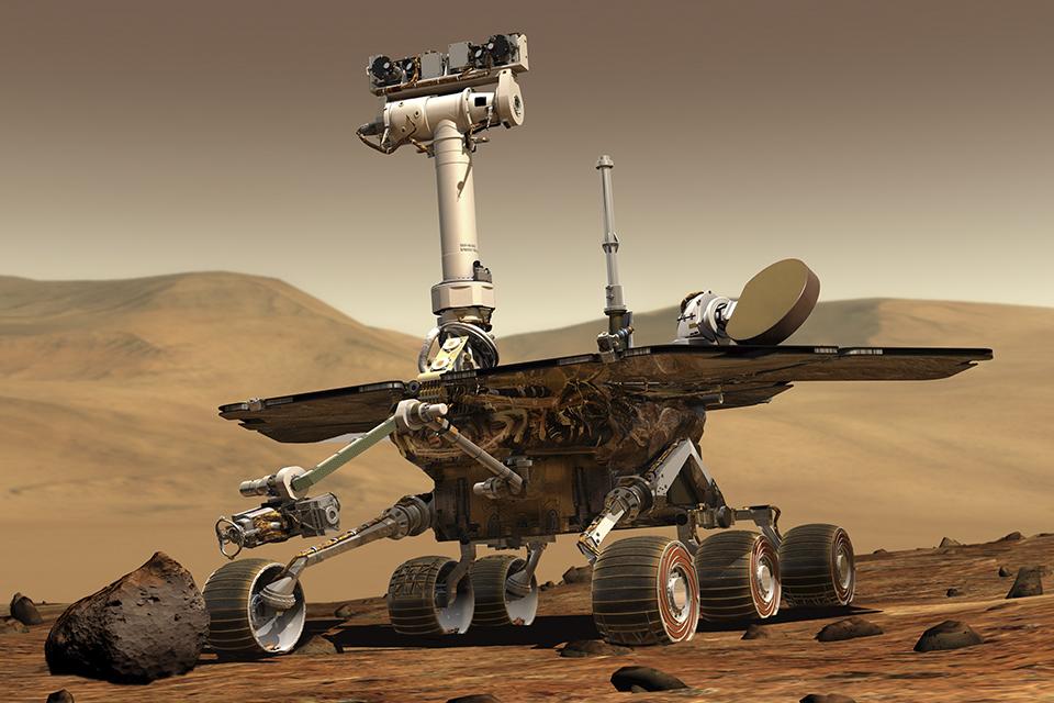 Imagem de Tempestades de poeira podem explicar desaparecimento de água em Marte no tecmundo
