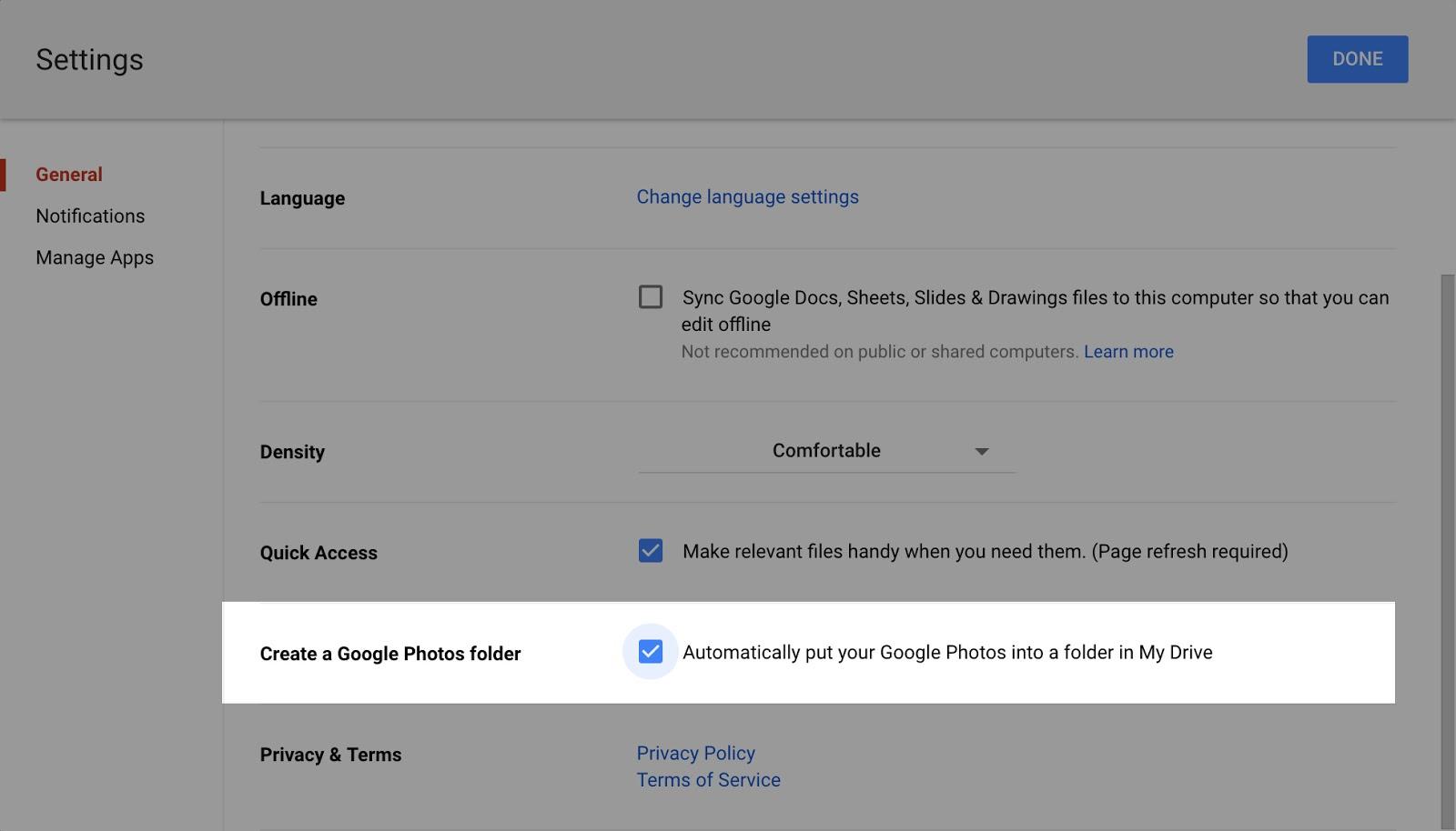 Google Fotos pode parar em breve de sincronizar suas imagens no Drive 2