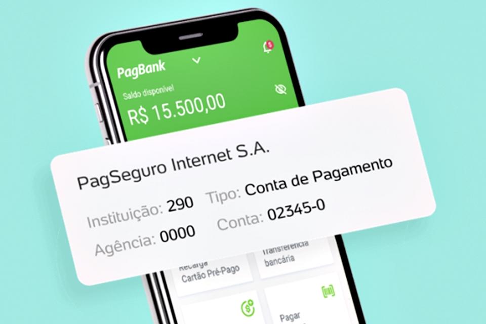 Imagem de PagSeguro lança conta digital grátis PagBank de olho nos desbancarizados no tecmundo