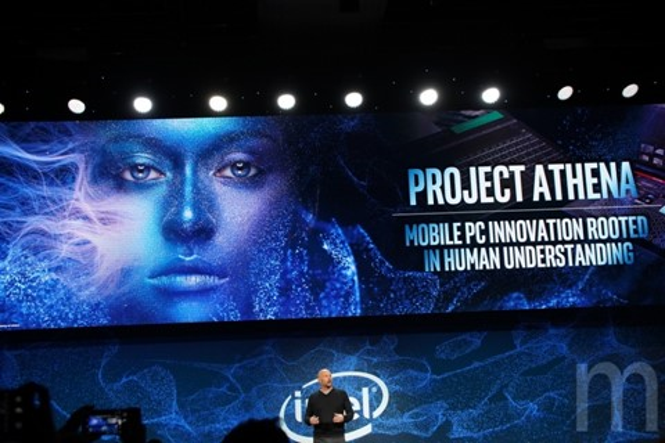 Imagem de Project Athena, da Intel, visa desenvolvimento otimizado de componentes no tecmundo