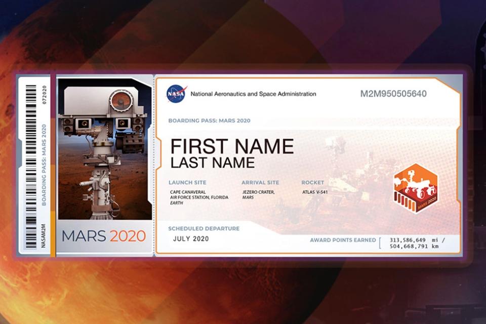 """Imagem de Mande seu nome para a NASA para """"passear"""" em Marte  no tecmundo"""