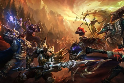 Imagem de Riot e Tencent preparam versão mobile de League of Legends [Rumor] no tecmundo