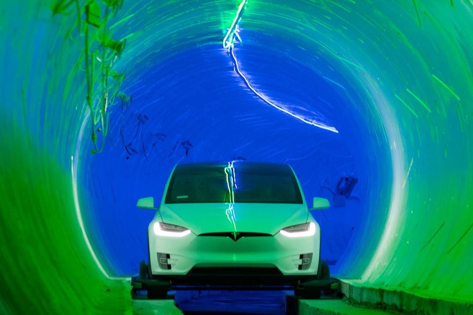 Imagem de The Boring Company receberá US$48,7M por túnel de transporte em Las Vegas no tecmundo