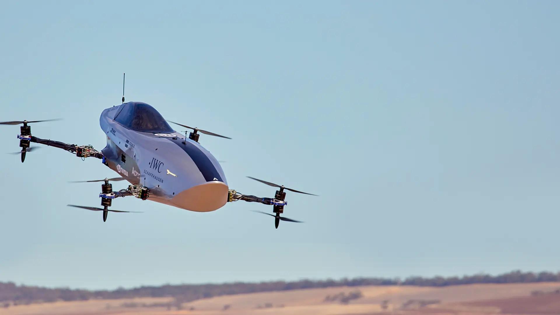 Imagem de Carro voador elétrico que lembra Star Wars completa testes com sucesso no tecmundo