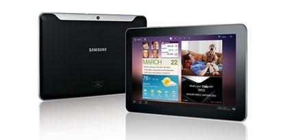 Imagem de Galaxy Tab 10.1 tem lançamento programado para junho no site TecMundo