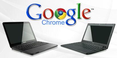Imagem de Em conferência, Google revela Chromebook e anuncia data de lançamento no site TecMundo