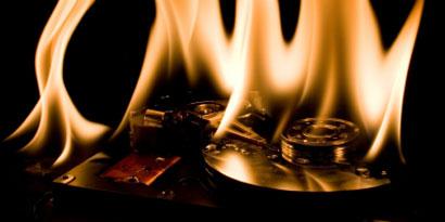 Imagem de Mito ou verdade: um HD totalmente destruído e queimado pode ser recuperado? no site TecMundo