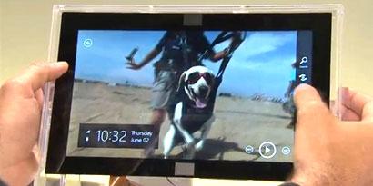 Imagem de Windows 8 é demonstrado na Computex 2011 [vídeo] no site TecMundo