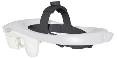 Imagem de Kopin demonstra ambiente de realidade virtual durante a E3 no site TecMundo