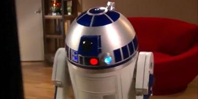 Imagem de Robô de Star Wars encontra Kinect nos bastidores da E3 2011 no site TecMundo