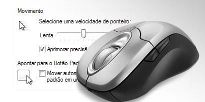Imagem de Como configurar o seu mouse no site TecMundo