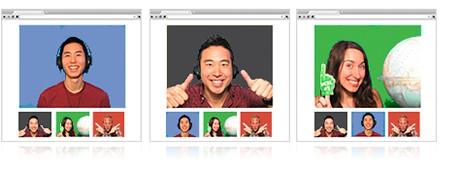 Google como usar o hangout para fazer videoconferncia tecmundo hangouts fonte da imagem divulgao google stopboris Images