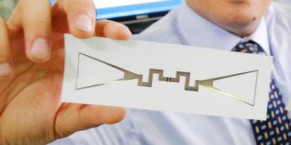 Imagem de Pesquisadores capturam energia eletromagnética dissipada por celulares e rádios no site TecMundo