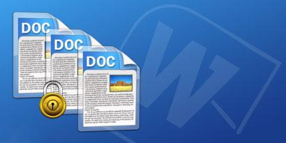 Imagem de Office: como bloquear apenas algumas partes de um documento no Word 2010 no site TecMundo
