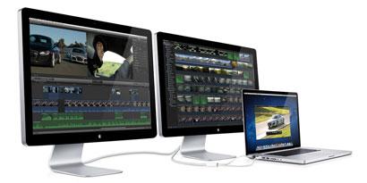 Imagem de Apple revela novo display Thunderbolt no site TecMundo