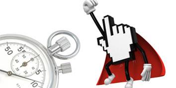Imagem de Aprenda a alterar a sensibilidade do ponteiro do seu mouse no site TecMundo