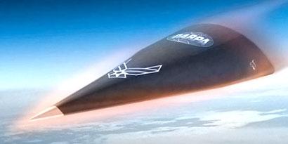 Imagem de Avião hipersônico mais rápido do mundo será testado hoje no site TecMundo