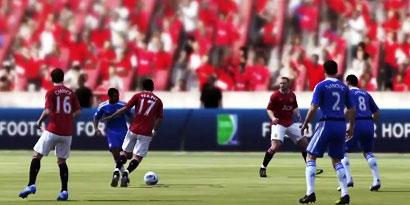 Imagem de Electronic Arts libera novo trailer de FIFA 12 no site TecMundo