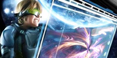 Imagem de Holografia pode ser o futuro dos video games no site TecMundo