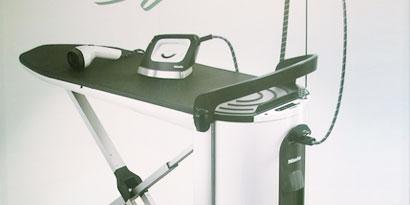Imagem de Engenheiros criam tábua de passar roupa que custa US$ 1.000 no site TecMundo