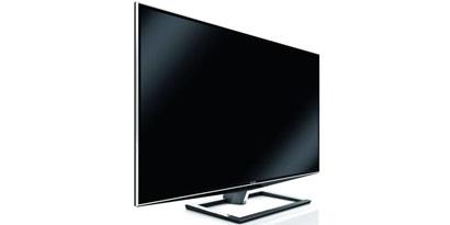 Imagem de TV 3D da Toshiba não precisa de óculos especiais e custa 8 mil euros no site TecMundo