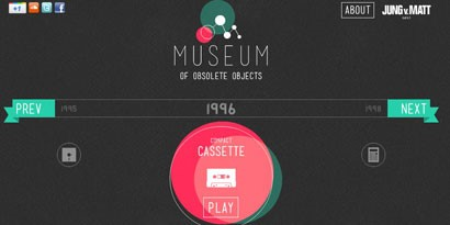 Imagem de Canal do YouTube é um museu de objetos obsoletos interativo [vídeo] no site TecMundo