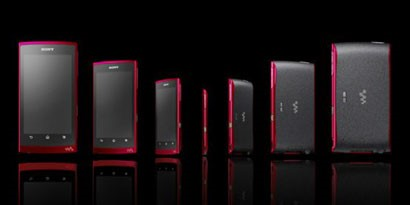 Imagem de Walkman da Sony com Android chega em dezembro no site TecMundo