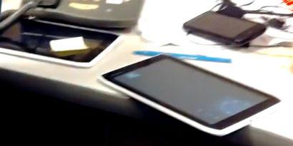 Imagem de Motorola Xoom pode ganhar versão de 7 polegadas no site TecMundo
