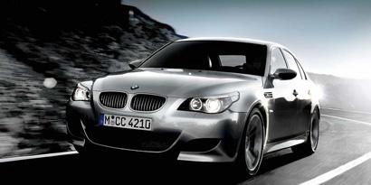 Imagem de Novo BMW reproduz o ronco do motor no sistema de som no site TecMundo
