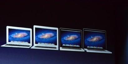 Imagem de Nova linha dos MacBooks Air é anunciada na WWDC 2012 no site TecMundo