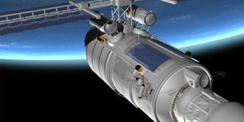 Imagem de Banda Larga via satélite no site TecMundo