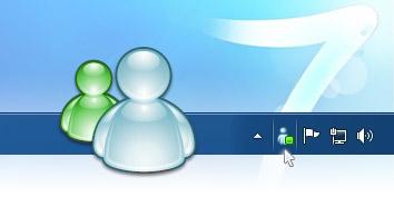 Imagem de Dicas do Windows 7: coloque o ícone do MSN na Barra de Sistema no site TecMundo