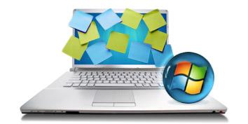 Imagem de Dicas do Windows 7: como colocar anotações no desktop no site TecMundo