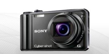Imagem de Sony anuncia câmeras digitais com GPS integrado no site TecMundo