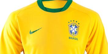 Imagem de Tecnologia no futebol: nova camisa da seleção, bolas que mudam de cor e até chuteiras autoadptáveis no site TecMundo