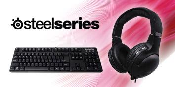 Imagem de SteelSeries mostra novos headsets e teclado no site TecMundo