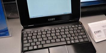 Imagem de Smartbook da Coby sai por apenas US$85 no site TecMundo