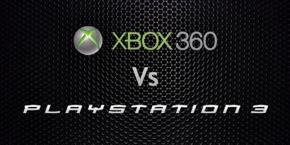 Imagem de Playstation 3 versus Xbox 360 no site TecMundo